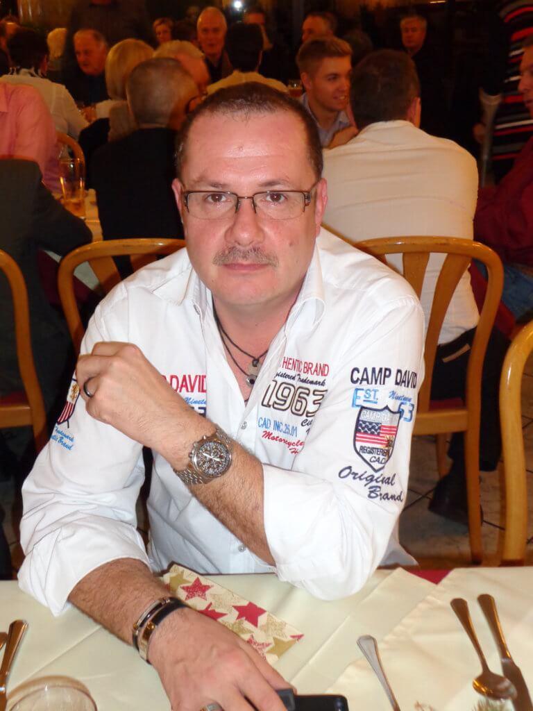 Gerald Hubweber